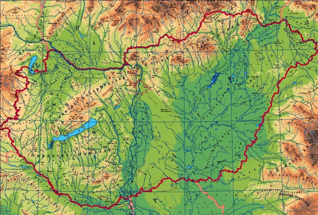 magyarország térkép hegységek 48 óra a Magyar hegyek között   indul a jelentkezés!   Onroad.hu  magyarország térkép hegységek