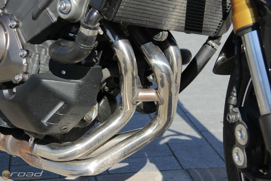 Hosszú idő után újra sorhármas blokk került egy Yamaha motorkerékpárba. Telitalálat lett!