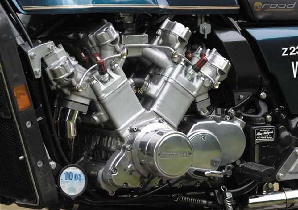 A V12-es erőforrás olyan egységes, mintha gyári termék lenne