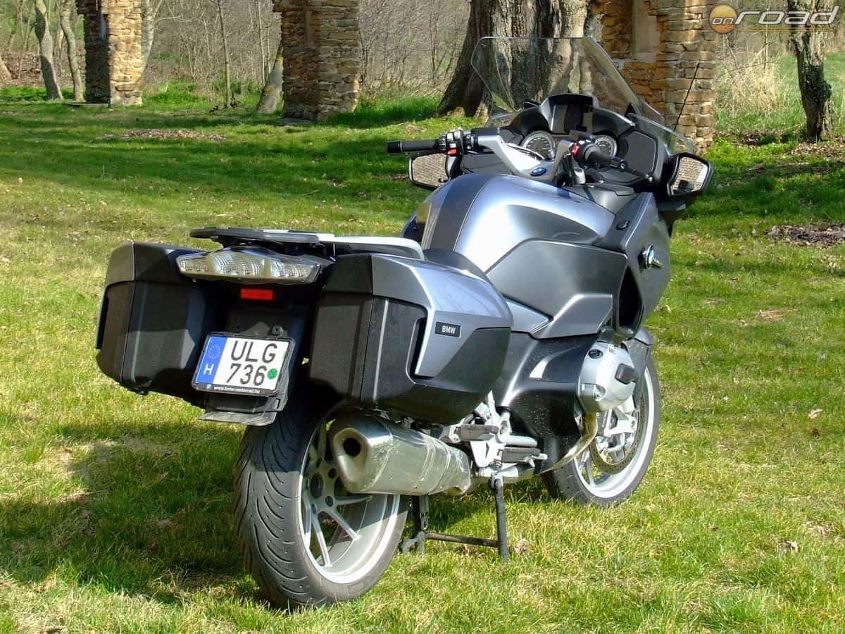 Egy 500 napos motortura 750 - Mint Egy B L Ny A Vadnyugatr L M Retes Zemanyagtart Ly