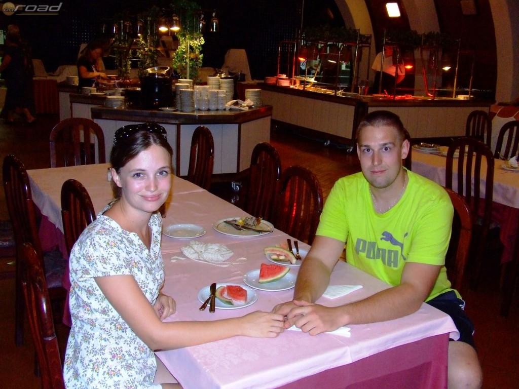 Elfogyasztottuk az utolsó horvát vacsoránkat