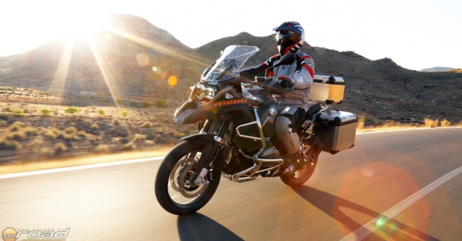 BMW R1200GS Adventure