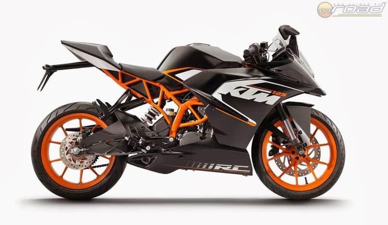 A KTM erősebb felnikkel látja el az indiai piacra készülő Duke és RC modelljeit