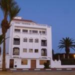 Marokkó túra onroad 31 Óceánparti villa, Asilah