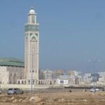 Marokkó túra onroad 39 II.Hassan nagymecset