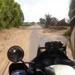 Marokkó túra onroad 42 Útviszonyok 1
