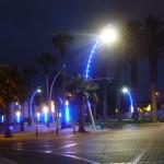 Marokkó túra onroad 46 El Jadida éjjel 2