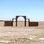Marokkó túra onroad 52 Itt valamikor lakópark fog épülni