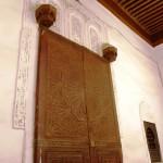 Marokkó túra onroad 55 A Korán-iskola kapuja