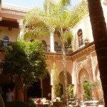 Marokkó túra onroad 57 Fürdő belső udvara 2
