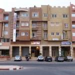 Marokkó túra onroad 77 Htel Alhouria, Tiznit