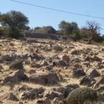 Marokkó túra onroad 79 Kősivatag Dél felé