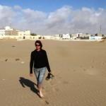 Marokkó túra onroad 85 Háttérben Tarfaya