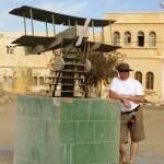 Marokkó túra onroad 89 A végcélnál, Juby-fok Tarfaya