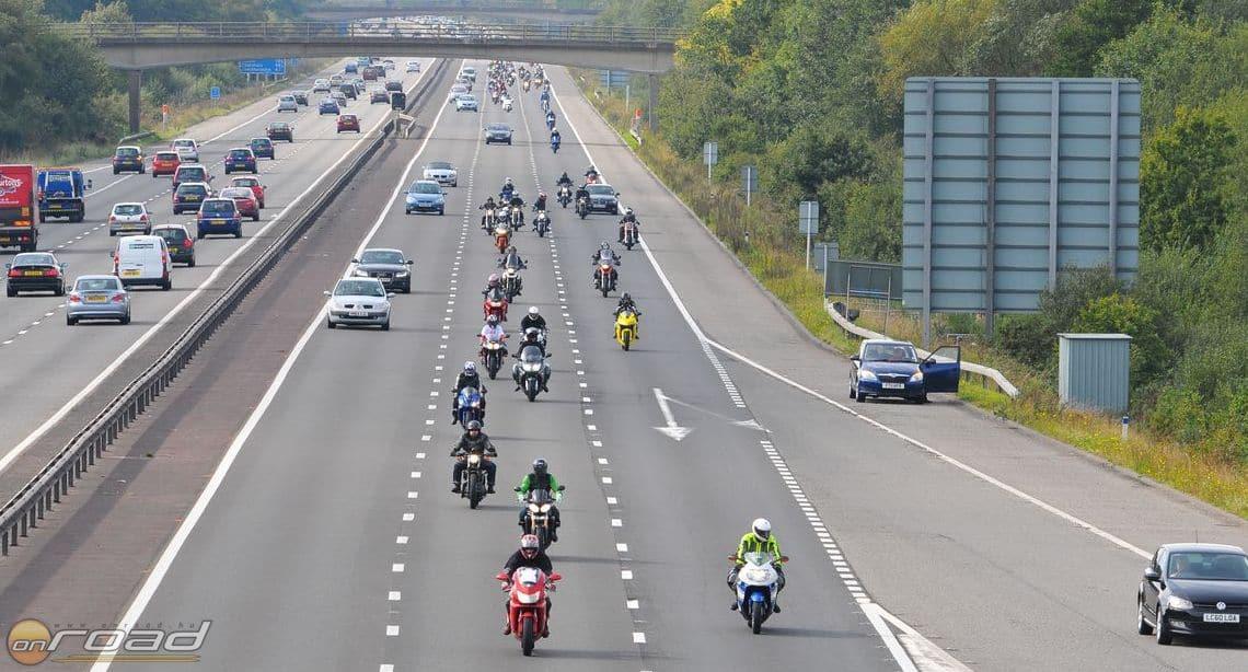 A Bikers For Justice szervezet sorozatos demonstrációkra készül