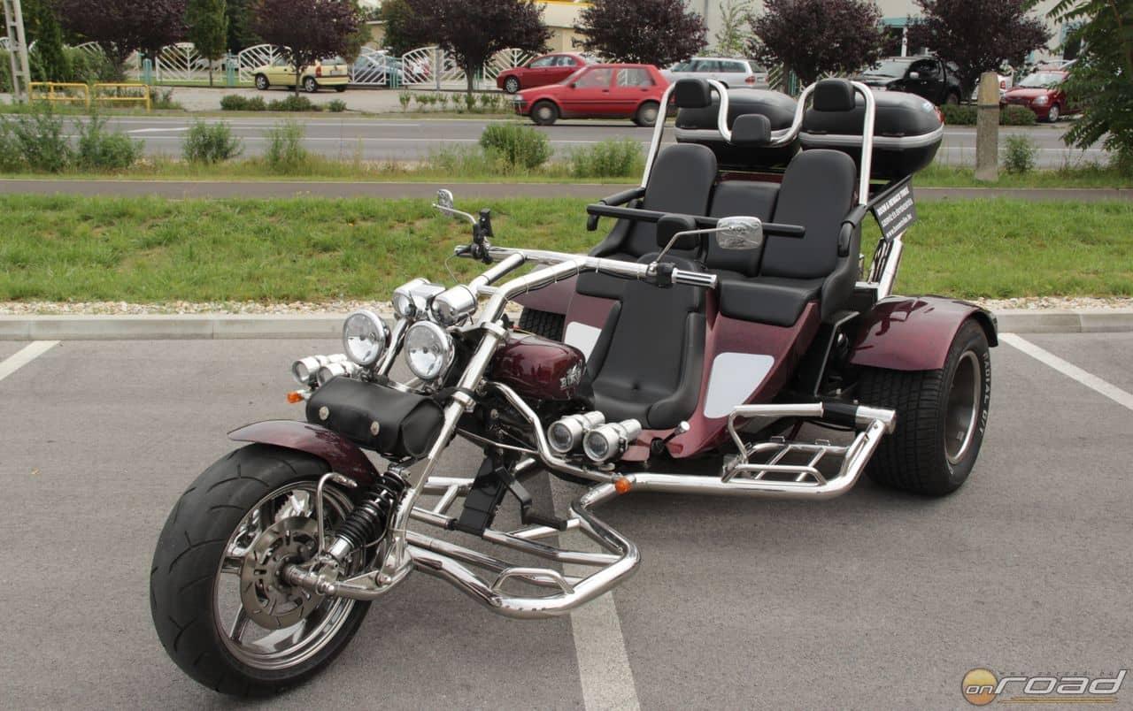 2e733350b3ae Három kerék kétféleképpen: Intruder és Low Rider trike teszt - Onroad.hu