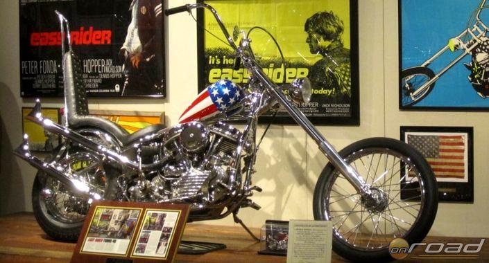 Ki ne ismerné fel egyből ezt a Harleyt? Egy gyűjtőnek rengeteg pénzt megér, azonban már van gazdája