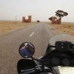 Marokkó túra onroad 100 Kapu a semmiből…a semmibe