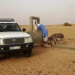 Marokkó túra onroad 105 Itatás