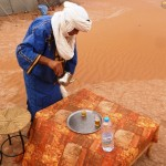 Marokkó túra onroad 106 Welcome Drink by Sahara