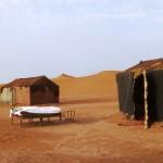 Marokkó túra onroad 112 Hálószobánk