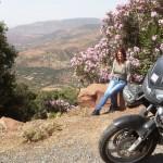 Marokkó túra onroad 125 A gyengéim