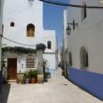Marokkó túra onroad 132 Asilah, óváros