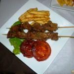 Marokkó túra onroad 136 Vacsora 2