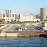 Marokkó túra onroad 144 Mindjárt koppanunk Genova betonjának