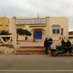 Marokkó túra onroad 92 Saint-Exupéry múzeum Tarfaya