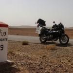 Marokkó túra onroad 98 Mint a Marson