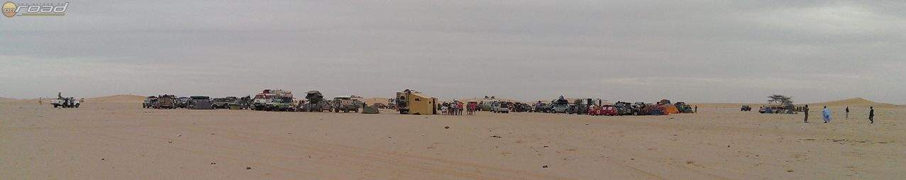 Gyűlik a mezőny Mauritánia sivatagjában