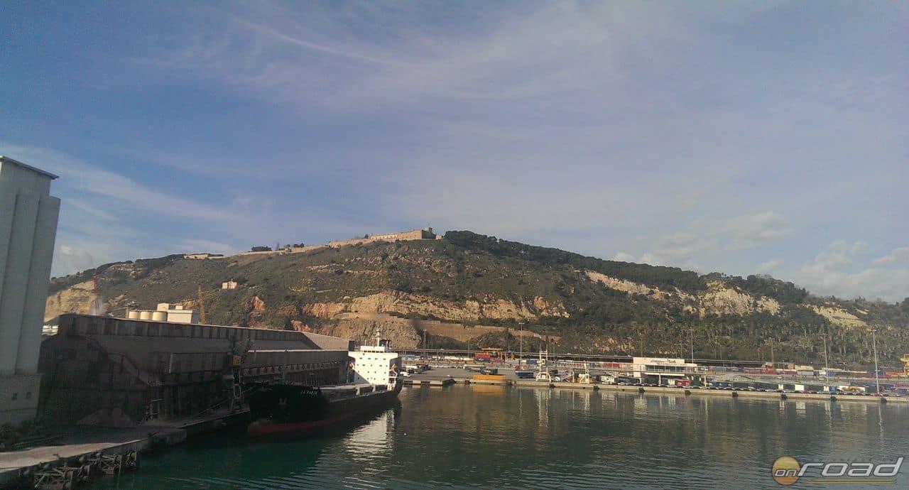 Tanger kikötője
