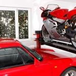moto lift onroad nyitó