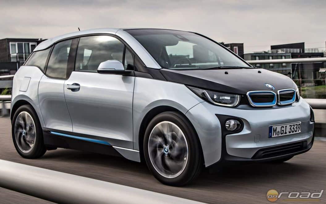 A BMW i3 tisztán elektromos autó, mégis lehet benne egy robogó blokkja