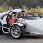 motor motoros autók onroad campagna trex