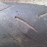 motoros tévhitek onroad 1 vágott slick