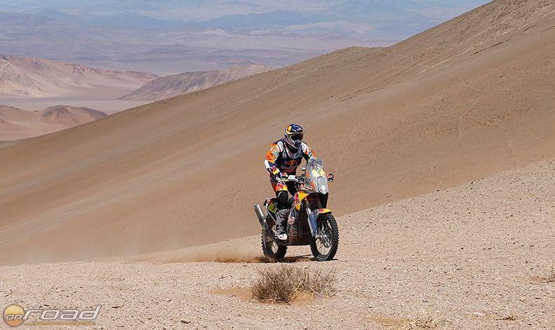 Úgy tűnik, jövőre kimarad az Atacama-sivatag a Dakar útvonalából