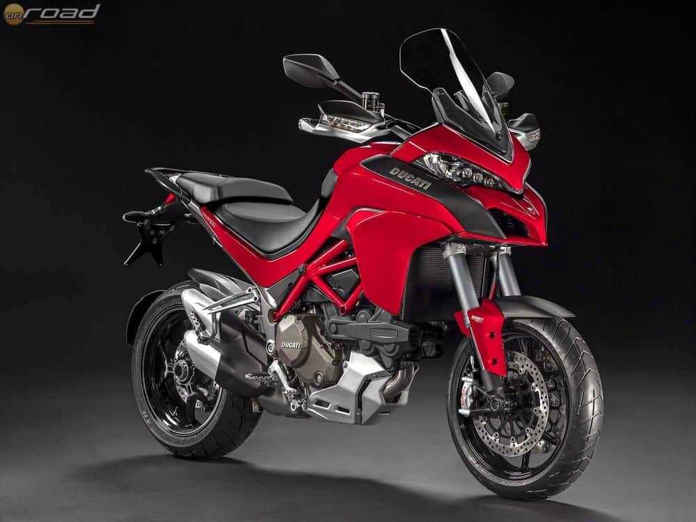 A megújult Multistradának is sokat köszönhet a Ducati