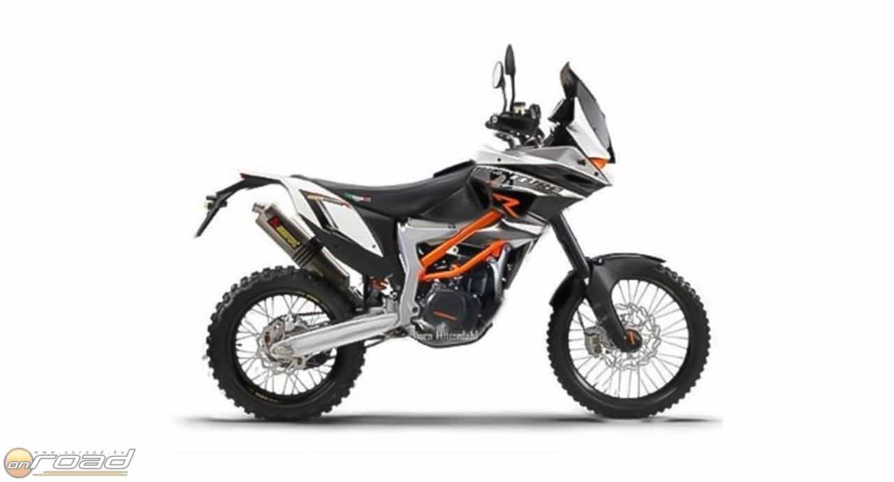 Annyi hivatalosan is biztos, hogy a KTM 390 Adventure teljesen új platformra épül