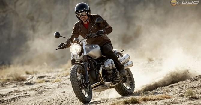 Gyengébb terepeken igazi élvezet lesz vele motorozni