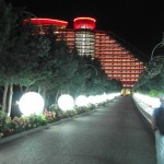 Útvonalbiztosítás Baku túra Onroad 20150608_005_A Jumeriah hotel este