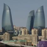 Útvonalbiztosítás Baku túra Onroad 20150609_A lángtornyok