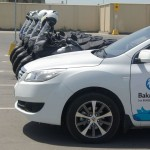 Útvonalbiztosítás Baku túra Onroad 20150609_Csatarendben a motorok