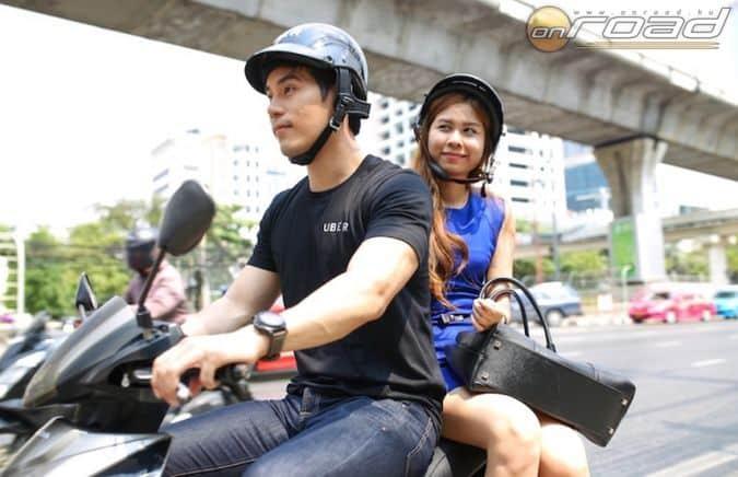 Ugyanez Bangkokban így fest