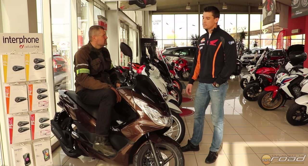A Szallerbeck motoros értékesítője, Stáhly Zsolt segített összeszedni a kategóriák közti különbségeket