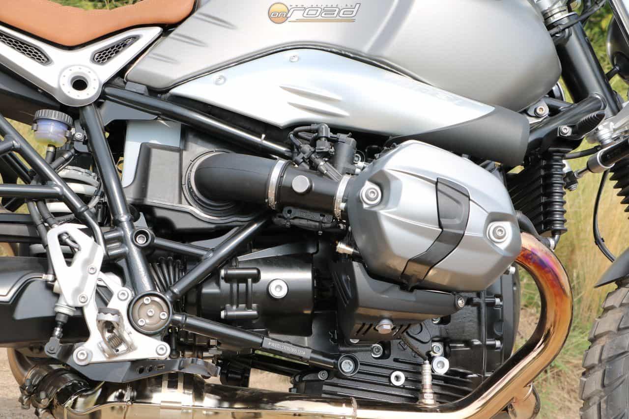 Az utolsó mohikán: itt is a lég-olajhűtéses DOHC boxermotor adja a hajtóerőt