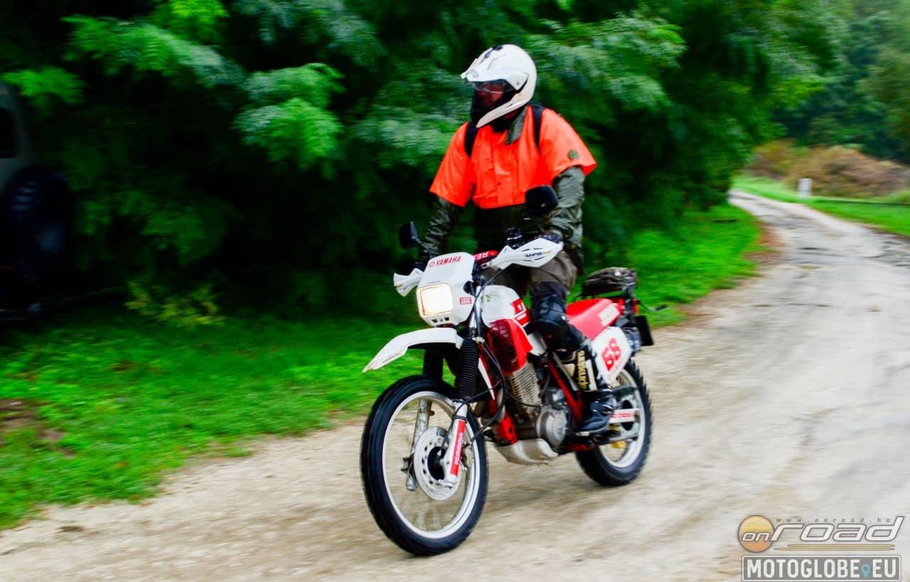 Az off-road motorozás szerelmesei sem maradnak túra nélkül