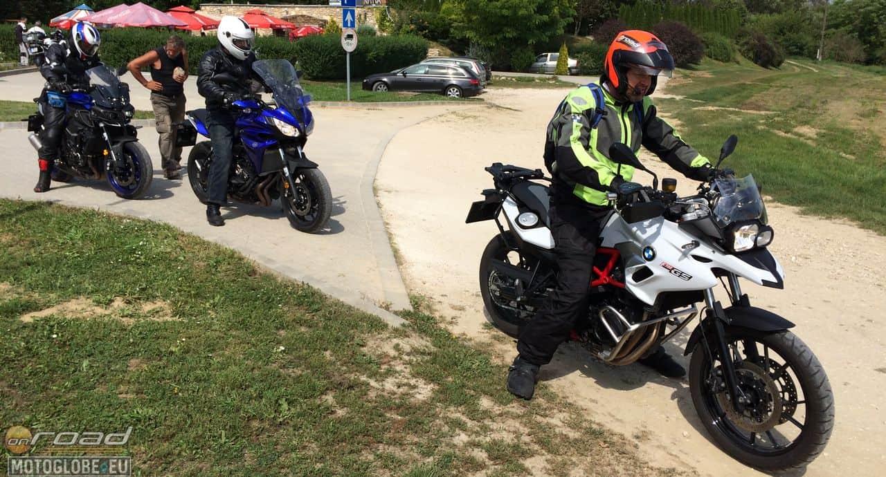 A két Yamaha kipróbálása újszerű és mindenképpen folytatásra érdemes program volt - ha rajtunk múlik, rendszeressé tesszük a hasonlókat!