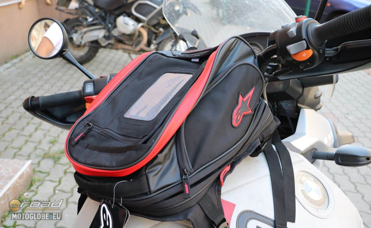 Csomagszállítás mesterfokon  Alpinestars hátizsák variációk - Onroad.hu ed10edbfc2